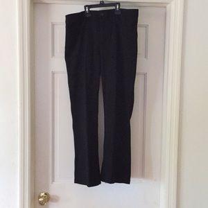 Black stretch jean